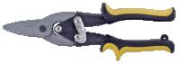 Ножица за ламарина с двуслойна дръжка