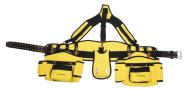 Кобури за инструменти и чук с колан през рамо