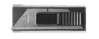 Резци за  макетен нож трапец комплект 10 бр.
