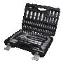94pcs/set Socket Wrench 1/4''& 1/2''