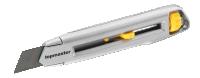 Big Rear Fixation Utility Knife